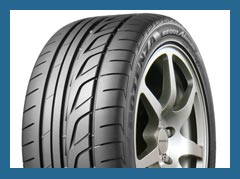 Летние шины Bridgestone RE002 Adrenalin