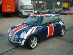 Mini Union Jack