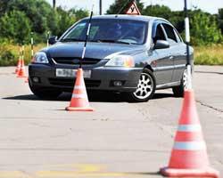 Уроки вождения для начинающих