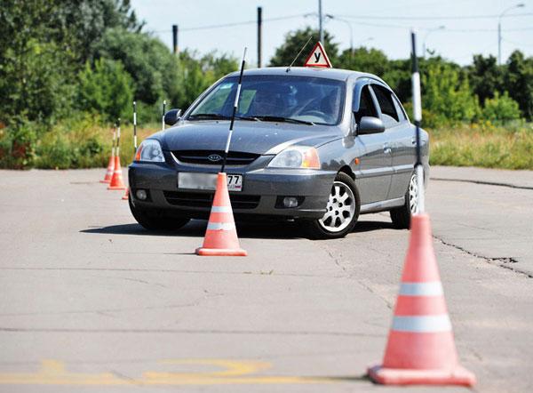 Курсы вождения с автоинструктором