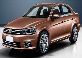 Volkswagen Polo для бразильского рынка