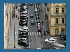 Парковочные места уменьшатся по площади