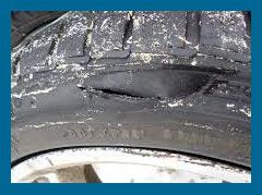 Боковой порез шины: стоит ли ее ремонтировать в таком случае
