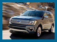 Четвертое поколение Ford Expedition будет с алюминиевым кузовом