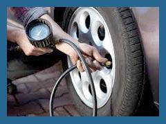 Как контролировать давление в шинах автомобиля