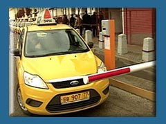 Машинам такси разрешат парковку под запрещающими знаками