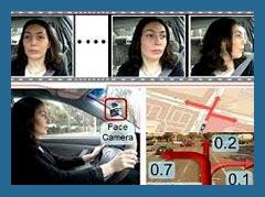 Новая система предугадает действия водителя по движению головы