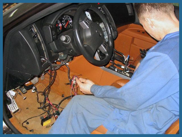 Автомобильная электропроводка