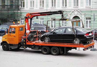 Коммерческие эвакуаторы дорого обойдутся нарушителям парковки