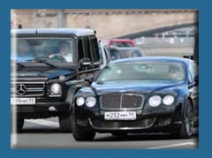 Владельцам дорогих авто грозят повышенными штрафами