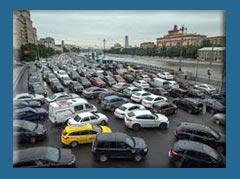 Стало известно, когда станет меньше пробок в Москве