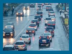 Как преодолеть страх вождения в большом городе
