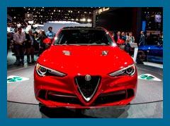 Кроссовер-первенец Alfa Romeo – самый мощный