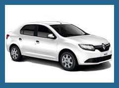 Новый автомобиль Renault Logan