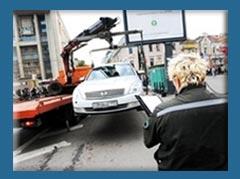 Платная эвакуация может обернуться арестом машины