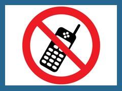 Почему правила АЗС запрещают использование мобильного телефона