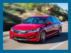 Новая генерация седана Honda Accord представлена в США