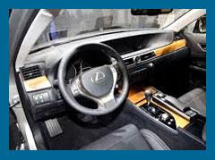 Новый Lexus LS. Премьера уже осенью