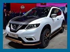 Новый Nissan X-Trail дебютировал в Европе