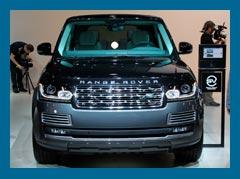 Новый Range Rover – роскошь и комфорт