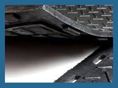 В чем преимущество резинового полового покрытия для гаражей