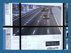 Автомосквичи под бдительным оком дорожных видеокамер