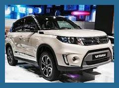 Новинка Suzuki Vitara поступила в продажу на российский рынок