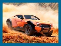 Внедорожник Zarooq SandRacer 500 GT арабы все-таки «допилили»