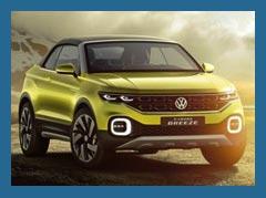 Внедорожную версию Volkswagen Polo представят через два года