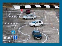 Скрытые условия практического вождения